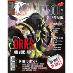 Jeu de Rôle Magazine 42 (Eté 2018)
