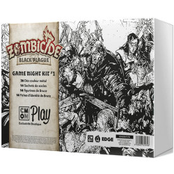 Zombicide Black Plague - Game Night Kit 1