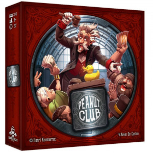 Boite de Peanut Club (nouvelle édition)