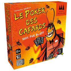 Poker des Cafards (Kaker Laken Poker)