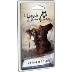 La Légende des 5 Anneaux JCE - Le Néant et...