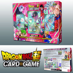 Dragon Ball Super Card Game - Gift Box 2018