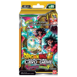 Dragon Ball Super Card Game - Starter 5