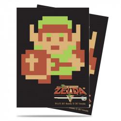 65 Protège Cartes Zelda 8 Bit Link
