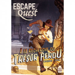 Escape Quest 1 - A la...