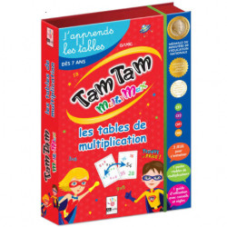 Tam Tam Coffret Multimax