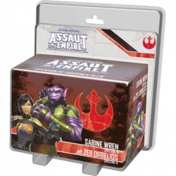 Star Wars : Assaut sur l'Empire - Sabine Wren...