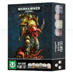 W40K: Death Guard Paint Set