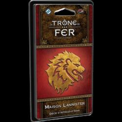 Le Trône de Fer JCE : Maison Lannister Deck...