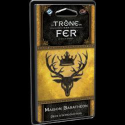 Le Trône de Fer JCE : Maison Baratheon Deck...