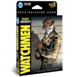 DC Comics Deck Building - Watchmen