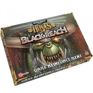 Boite de Heroes of Black Reach - Renfort Ork