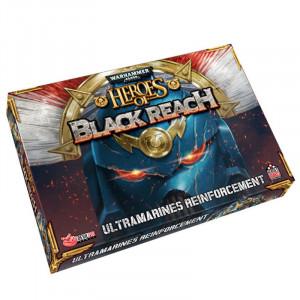 Boite de Heroes of Black Reach - Renfort Ultramarines