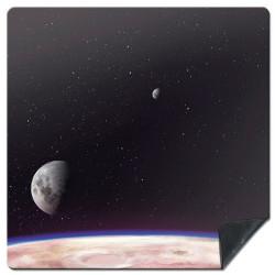 Tapis Deep Planet (92x92cm)