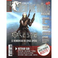 Jeu de Rôle Magazine 43 (Automne 2018)