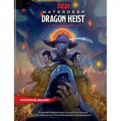 Dungeons & Dragons : Waterdeep Dragon Heist