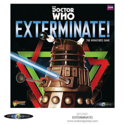 Doctor Who - Exterminate! The Miniatures Game...
