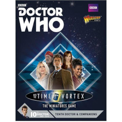 Doctor Who - 10th Doctor and Companions Set