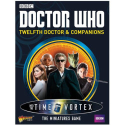Doctor Who - 12th Doctor and Companions Set