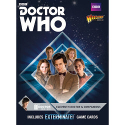 Doctor Who - 11th Doctor and Companions Set