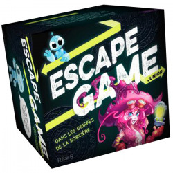 Escape Game Junior - Dans les Griffes...