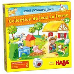 Collection de Jeux la Ferme (Mes Premiers Jeux)
