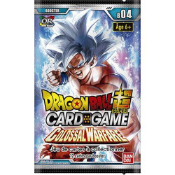 Dragon Ball Super Card Game - Booster Série 4