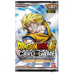 Dragon Ball Super Card Game - Theme Booster 2
