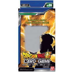 Dragon Ball Super Card Game - Starter 6