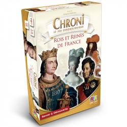 Chroni - Rois et Reines de France
