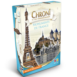 Chroni - Les Monuments de France