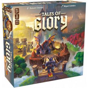 Boite de Tales of Glory