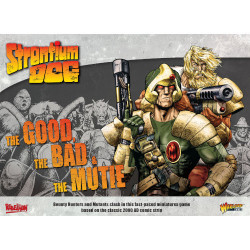 Strontium Dog : The Good, The Bad and The Mutie...