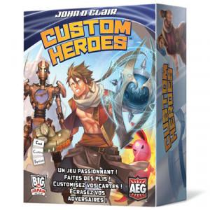 Boite de Custom Heroes