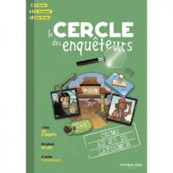 Le Cercle des Enquêteurs : Crime au Zoo de...