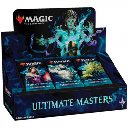 24 Boosters Ultimate Master (anglais)