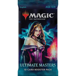 Booster Ultimate Masters (anglais)