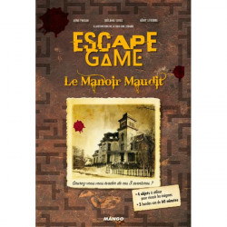 Escape Game - Le Manoir Maudit