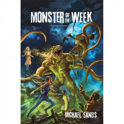 Monster of the Week - Livre de Base