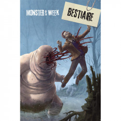 Monster of the Week - Bestiaire et Ecran