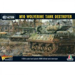 Bolt Action : M10 Tank Destroyer / Wolverine