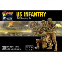 Bolt Action : US Infantry - WWII American GIs