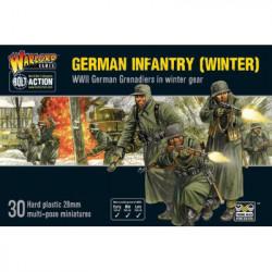Bolt Action : Germans Infantry (Winter)