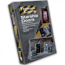 Terrain Crate : Starship Doors (Portes de...