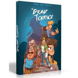 Le Grand Tournoi : La BD dont vous êtes le Héros