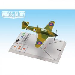 Wings of Glory : Hawker Hurricane Mk.I
