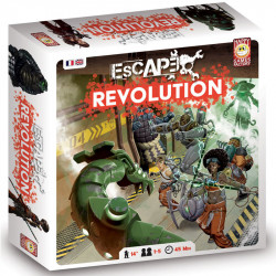 Escape 2.0 - Revolution Starter Set