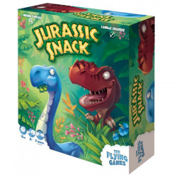 Jurassic Snack XL