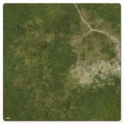 Tapis Terrain Herbe Universel (92x92cm)