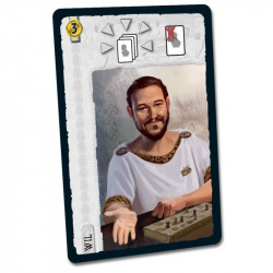 7 Wonders : Leaders - Wil Wheaton